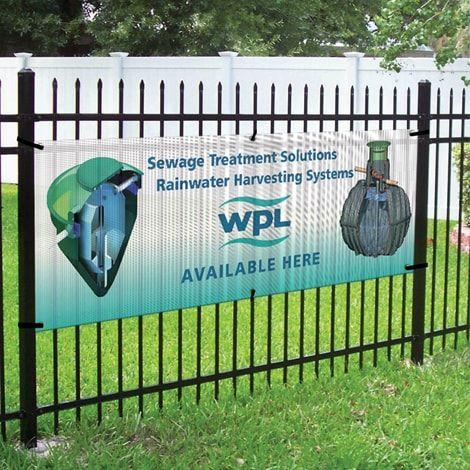 Bespoke PVC Banner
