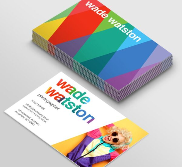 Business Cards 400gsm Standard
